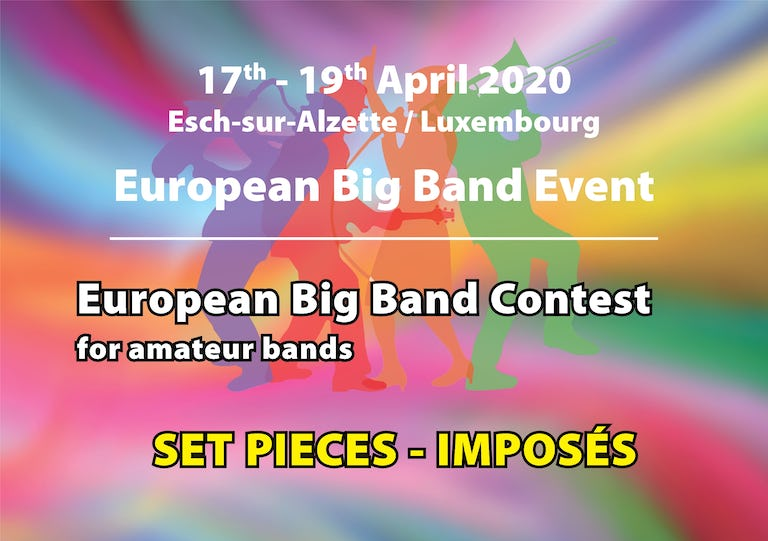 Banner 2020 European Big Band Event Imposes