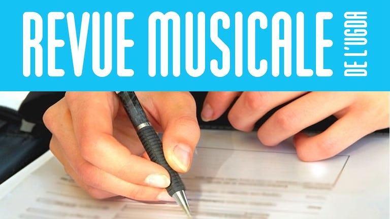 Banner Revue Musicale Redaction