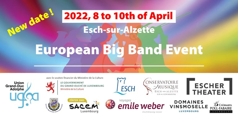 European Big Band Event 2022