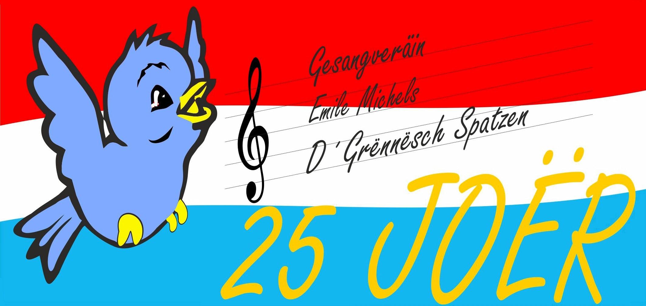 L Grennesch Spatzen 25 Joer 2018