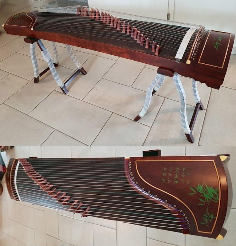 Ph Harpe Chinoise Gomez