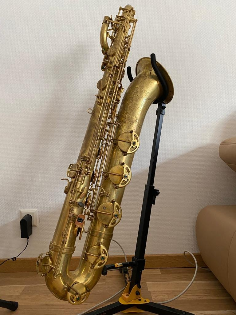 Ph Sax Baryton Ferri