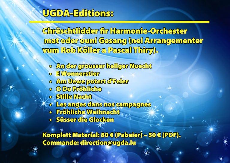 Ugda Editions Christmas
