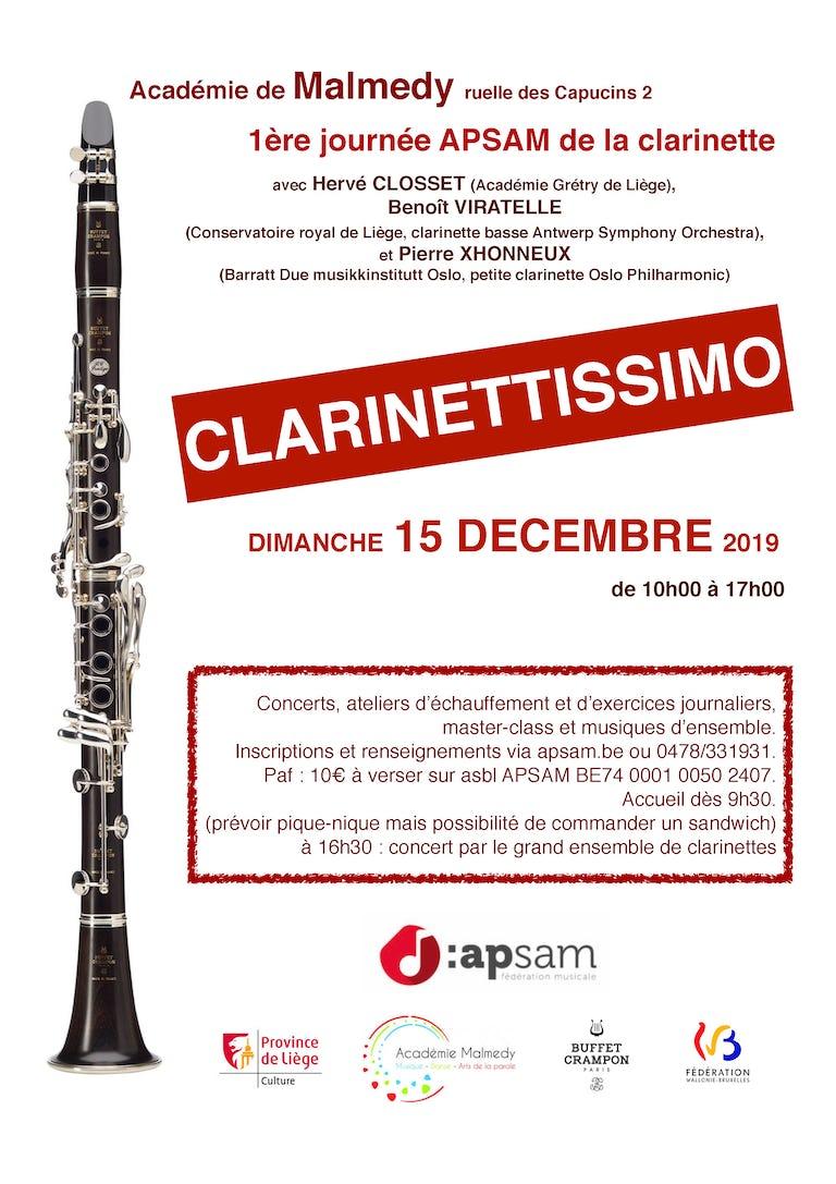 2019 Cp 12 15 Clarinettissimo