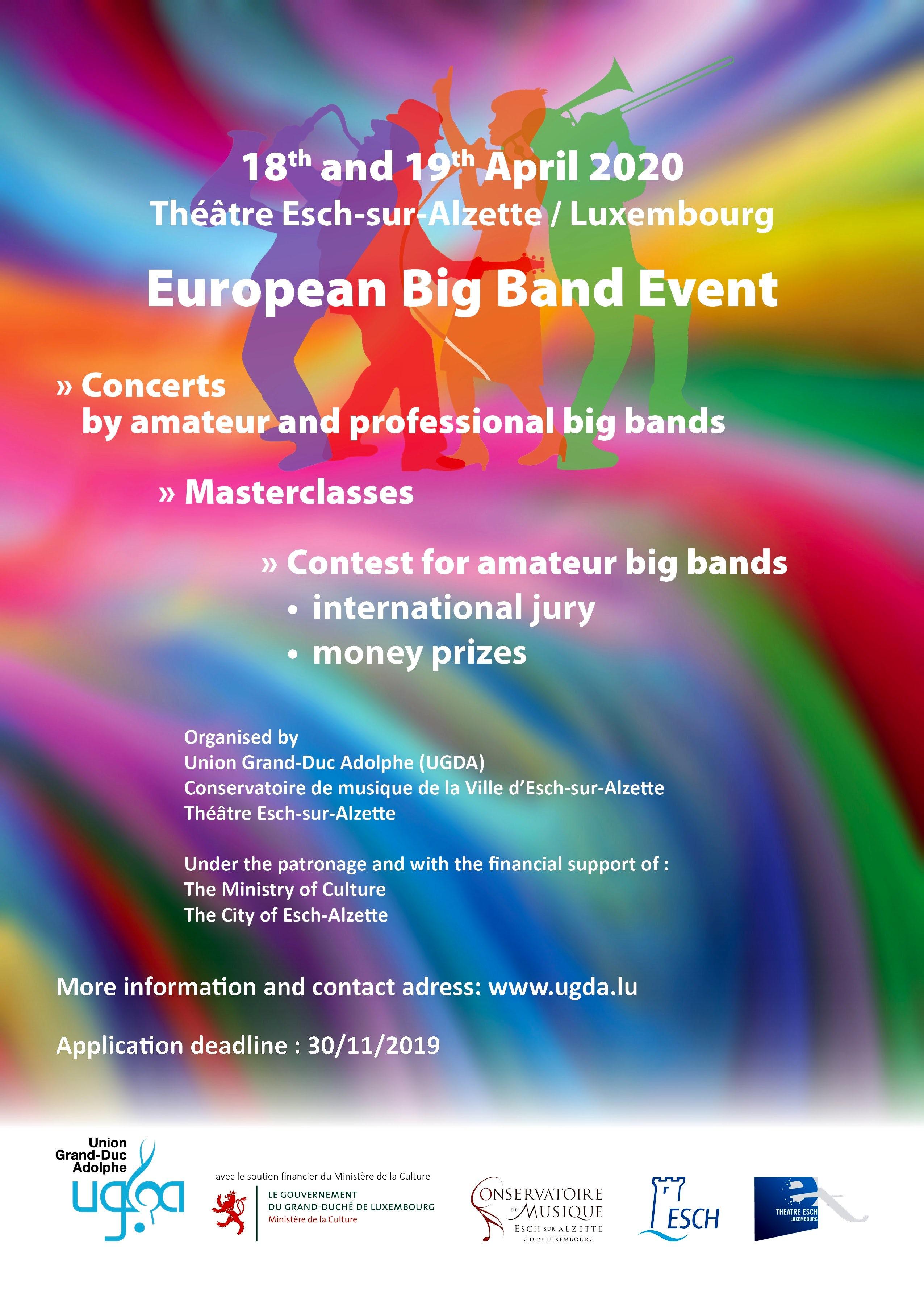 2020 Aff 05 19 European Big Band Event