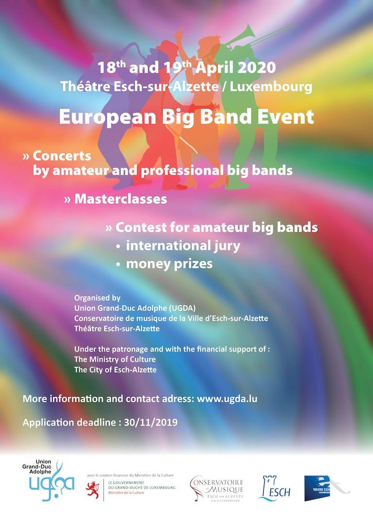European Big Band Event | UGDA