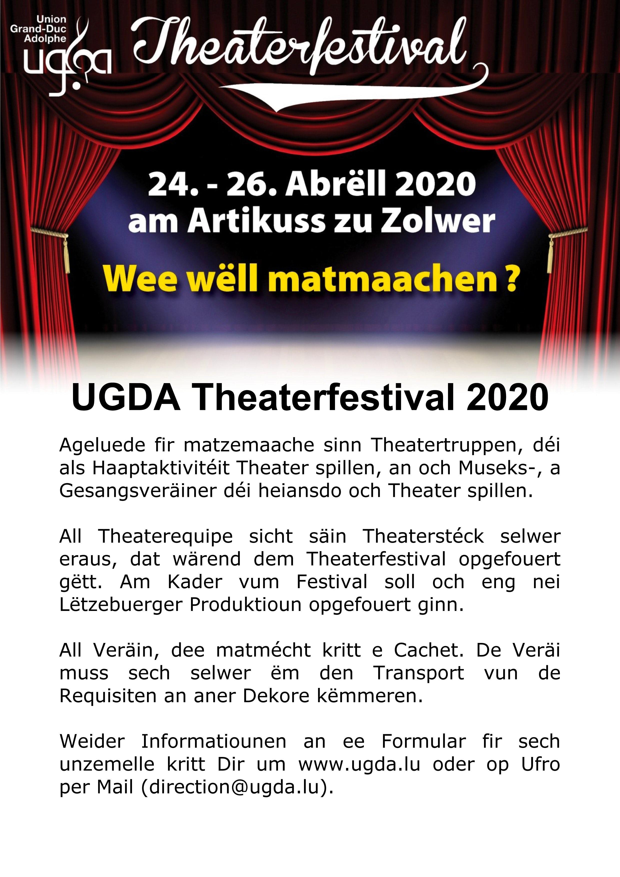 2020 Cp Ausschreiwung Theaterfestival